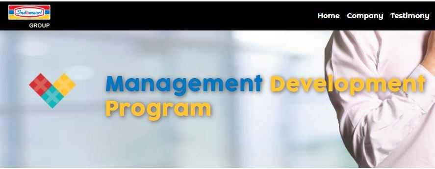 Management Development program indomaret group