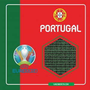Twibbon euro 2020 portugal