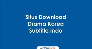 Situs Drama Korea Subtitle Indo