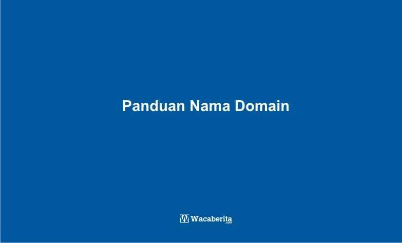 Contoh Nama Domain Yang Bagus