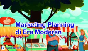 Marketing Planning di Era Moderen