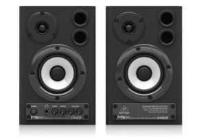 Speaker Behringer MS20, Bikin Studio Pribadimu